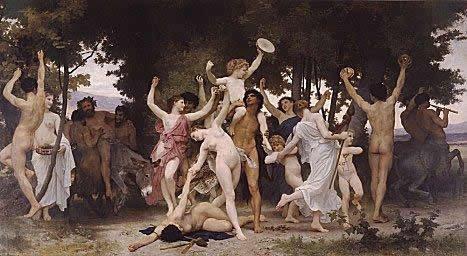 Сатурналиите в древен Рим