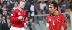 Евро 2012: Англия срещу Италия