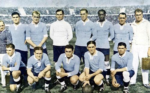 Отборът на Уругвай от 1930 г.