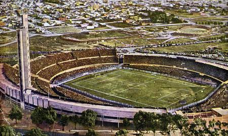 Естадио Сентенарио в Уругвай