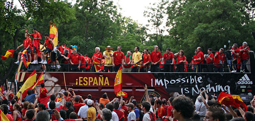 Испания, Евро 2008