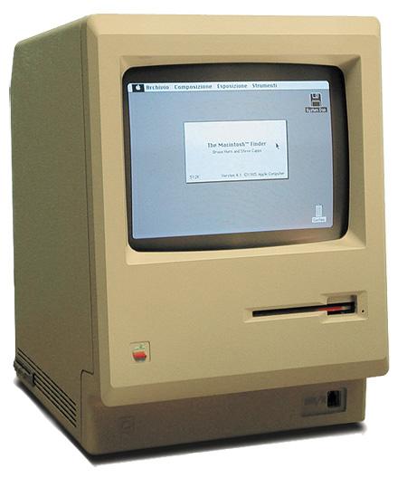 Първият Mac