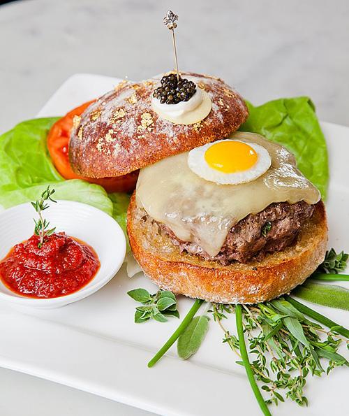 Le Burger Extravagant