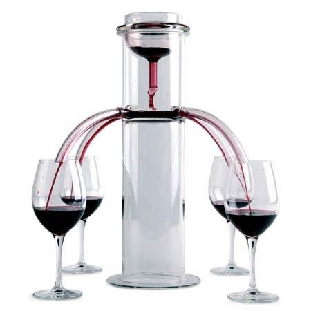 Физика и червено вино