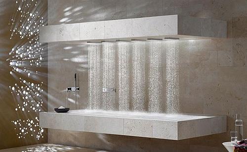 Хоризонтален душ
