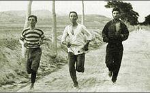 Маратонът през 1896 г.