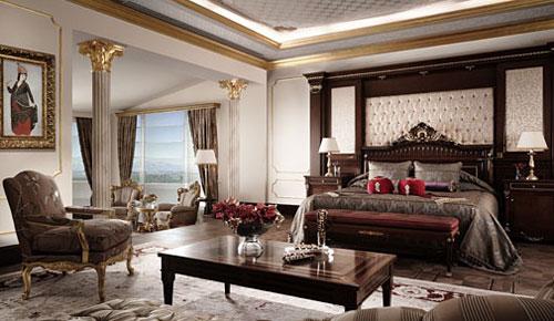 Кралски апартамент