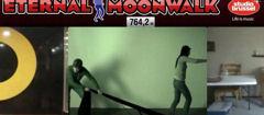 Eternal moonwalk