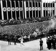 Берлин 1936