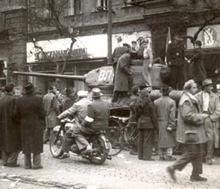 Унгария, 1956