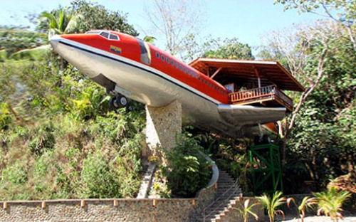 Хотел-самолет