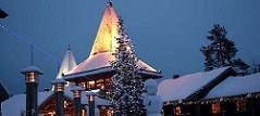 Селото на Дядо Коледа