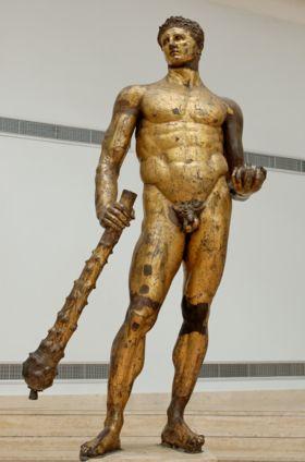 Херкулес - Статуя