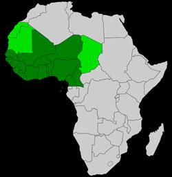 Западна Африка