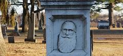 Надгробният паметник на Джоузеф Палмър