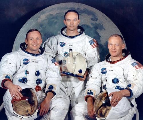 "Екипажът на ""Аполо 11"""