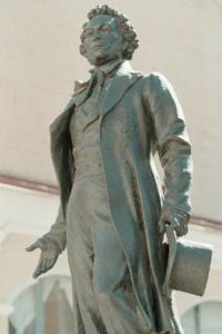 Паметник на Пушкин