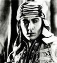 """Валентино в """"Синът на шейха"""""""