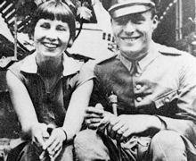 С Нина фон Щауфенберг