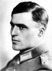 Клаус фон Щауфенберг