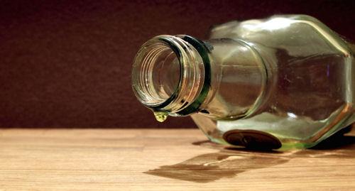 Празна бутилка