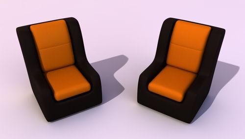 Два празни стола