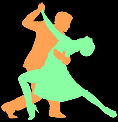 Танцуваща двойка