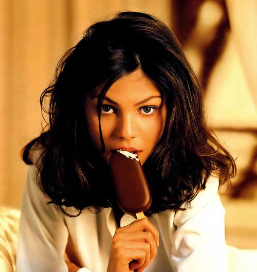 Шоколадов сладолед