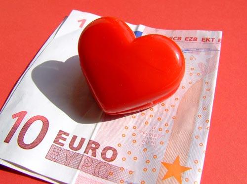 Любов и пари