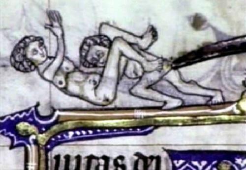 Средновековният секс