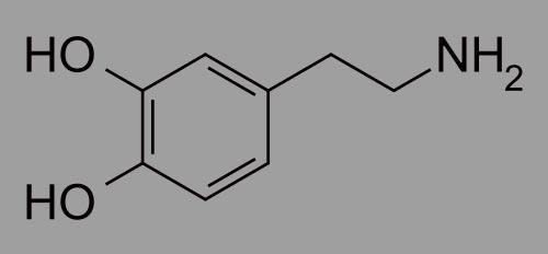 Формулата на допамина