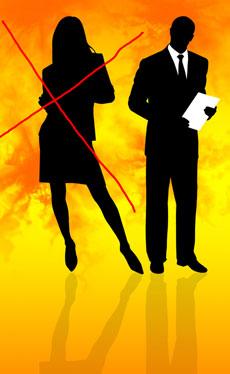Кариерата срещу връзката