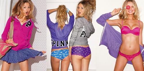 Victoria's Secret: Pink