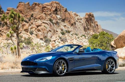 Aston Martin Volante