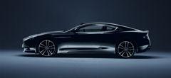 Aston Martin Carbon Black DBS и V12 Vantage