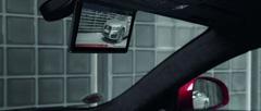 Първият автомобил с дигитално огледало