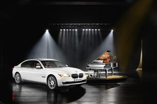 BMW композиция