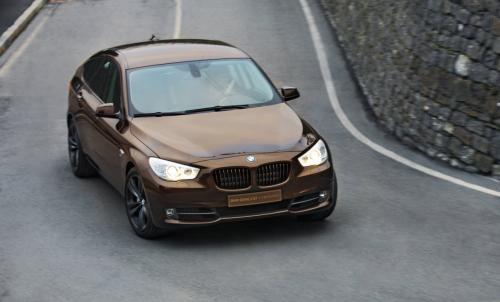 BMW 5-a серия GT Trussardi