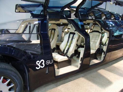 Суперавтобусът на бъдещето