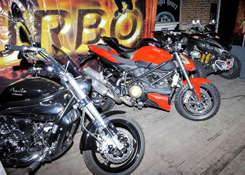 Мотоциклет на 2010: Ducati Streetfighter S