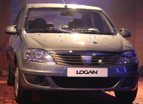 Dacia Logan - фейслифт