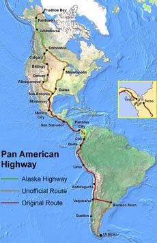Панамериканската магистрала