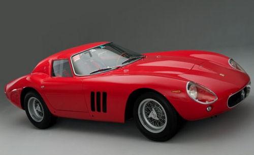 Ferrari 250 GTO от 1963 на търг