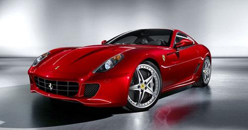 Ferrari 599GTB Fiorano HGTE