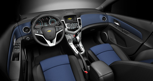 Chevy Cruze 2LT RS