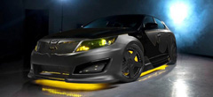 Kia Optima SX Batman