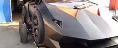 Lamborghini от резервни части