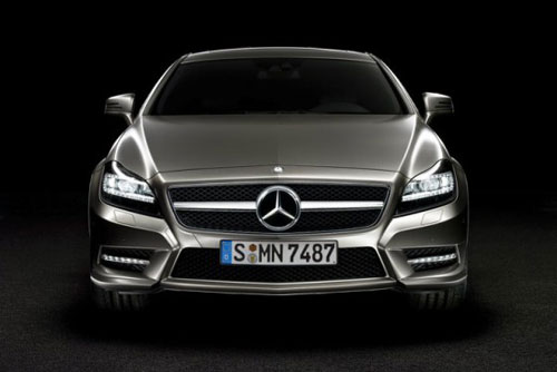 2012 Mercedes-Benz CLS Class
