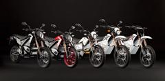 Zero Motorcycles 2012