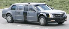Лимузината на Барак Обама